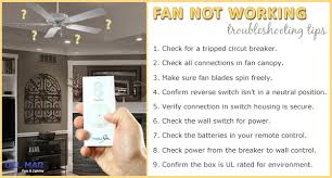 how to fix a ceiling fan troubleshooting common problems ceiling fan not working troubleshooting tips
