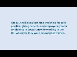 Mla Guidelines 2020 Medical Licensing Assessment Gmc