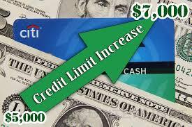 Credit Limit Increase On Citi Double Cash Credit Card Interunet