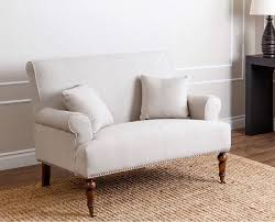 couches for small spaces. Brilliant For The Best Sofas For Small Spaces Theeverygirl For Couches A