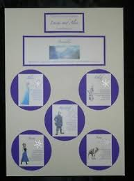 Details About Disney Christmas Wedding Table Plan Personalised Frozen Film Theme Seating Chart
