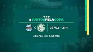 Grêmio x Palmeiras: informações, estatísticas e curiosidades – Palmeiras