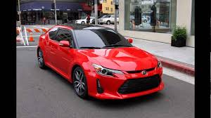 2016 Scion tC Absolutely Red - YouTube