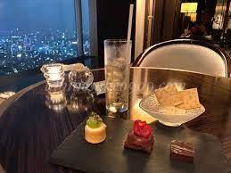 リッツ カールトン 東京 クラブ ラウンジ
