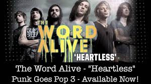The Word Alive Dream Catcher The Word Alive Heartless w Lyrics YouTube 10