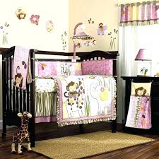 safari baby bedding nursery crib babies r us girl natures sleepy zoo animal sets