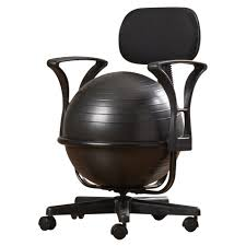 full size of ball chair ball chair with arms sitting on exercise ball instead of