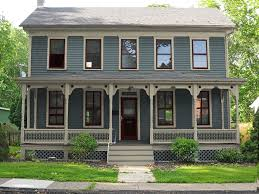 Exterior Paint Colors Consulting For Old Houses Sample Colors - Farmhouse exterior paint colors
