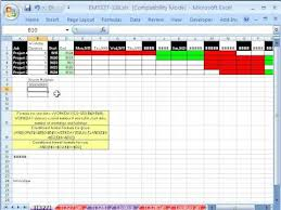 Excel Magic Trick 327 Gantt Chart With Weekends And Holidays