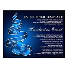 Auction Invitations Holiday Fundraiser Event Flyer Template Auction Brochure And Charity