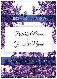10 Beautiful And Free Wedding Invitation Card Templates