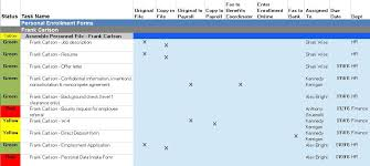 employee sheet template free human resources templates in excel