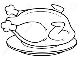 Small Picture Chicken Leg Clipart Chadholtz