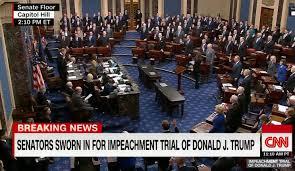 Senate's impeachment trial is fit for a dictatorship - Los Angeles Times