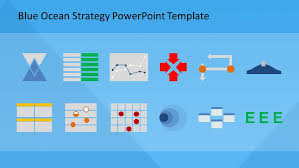 Blue Ocean Strategy Powerpoint Template Slidemodel
