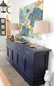Sideboards structure the space and keep it organized, but they're also  great decorating elements that bring style to an interior!