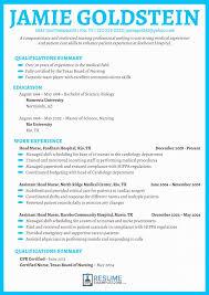 Nursing Resume Template 2018 Adorable Nursing Resume Template Best Of Nursing Resume Examples 28 For