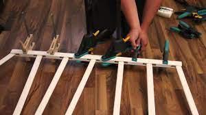 Hundetreppengitter kommen öfter als treppengeländer zum einsatz. Treppenschutzgitter Im Eigenbau Youtube