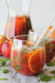 raspberry peach iced tea this lightly sweetened iced tea is wonderfully fruity and so refreshing