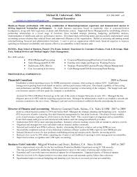 Sample Financial Controller Resume Controller Resume Cover