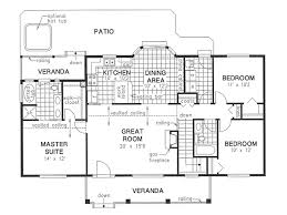 Small Three Bedroom House Three Bedroom Ranch House Plans Katinabagscom
