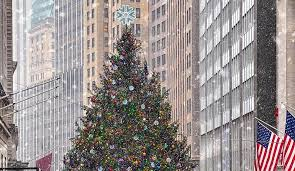 the 10 best nyc christmas trees that