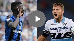 Atalanta Lazio streaming live e diretta tv: dove vedere la ...