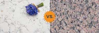 quartz vs granite countertops pros cons differences costs homeadvisor