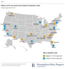Disability Rates Among Working Age Adults Are Shaped By Race