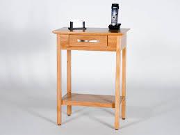 telephone console table. popular telephone console table with utah oak small e