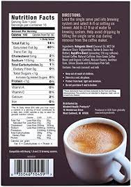 The ketogenic diet is a low carbohydrate method of eating. Amazon Com Rapidfire French Vanilla Ketogenic High Performance Keto Coffee Pods Supports Energy Metabolism Weight Loss 16 Single Serve K Cup Pods Brown French Vanilla 16 0 Count Health Personal Care