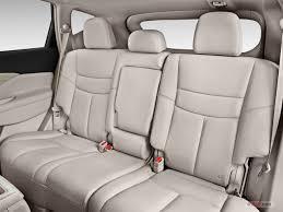 2018 nissan murano rear seat