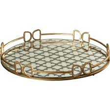 round wood serving tray for ottoman target