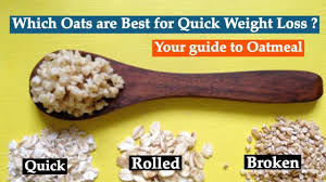 which oats are best for weight loss how to cook healthy steel cut broken oats quick vs broken