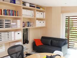 garden office interiors. Home Office Inspiring Ideas : In Contemporary Garden Pavilion Stunning Interior Design Interiors