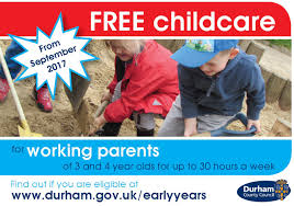 Free Childcare Advertising 30 Hours Free Childcare Available Utass