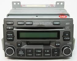 Hyundai Azera 2006-2008 Factory Stereo MP3 6 Disc Changer CD ...