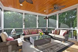 Indoor Outdoor Living awesome indoor outdoor living space with nice dark grey rattan 2450 by guidejewelry.us