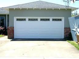garage door cost home depot garage door repair fabulous garage door sizes