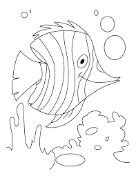 Small Picture Fish flutter in water coloring pages Download Free Fish flutter