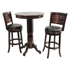 Bar Table And Chairs Set Boraam Sumatra 29 In Swivel Bar Stool Bar Stools At Hayneedle