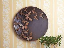 outside wall decor large outdoor wall decor best of metal erfly wall art outdoor metal wall