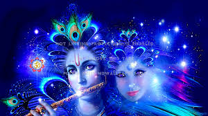 divine love :radha krishna mythology deity