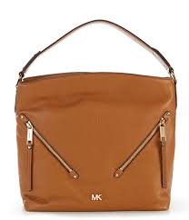 MICHAEL Michael Kors Evie Large Double Zipper Hobo Bag