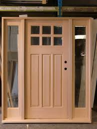 shaker front doorFront Doors Enchanting 3 Panel Front Door 3 Panel Shaker