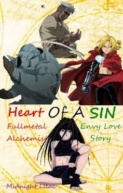 heart of a sin fullmetal alchemist envy love story  heart of a sin fullmetal alchemist envy love story