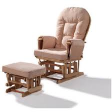 cushion comfortable glider rocking chair design with replacement