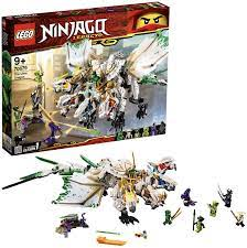 Lego 70679 Ninjago Der Ultradrache: Amazon.de: Spielzeug