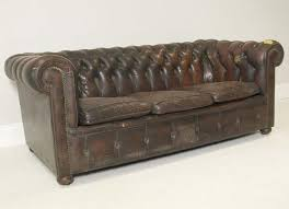 leather chesterfield chair. VINTAGE COIL SPRUNG LEATHER CHESTERFIELD SOFA BY MILLBROOK IINDUSTRIES Leather Chesterfield Chair