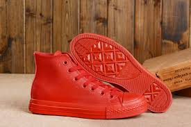 code for converse all red high tops leather chuck taylor all star shoesfinest selection atlanta